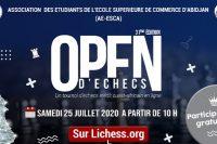 OPEN D'ECHECS